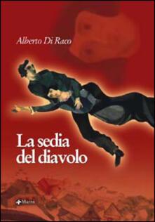 La sedia del diavolo - Alberto Di Raco - copertina