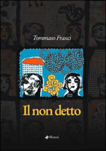 Il non detto - Tommaso Franci - copertina