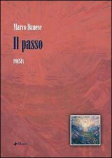 Il passo - Marco Danese - copertina
