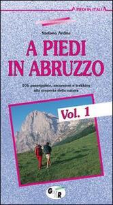 A piedi in Abruzzo. 106 passeggiate, escursioni e trekking alla scoperta della natura. Vol. 1