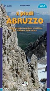 A piedi in Abruzzo. 116 passeggiate, escursioni e trekking alla scoperta della natura. Vol. 1