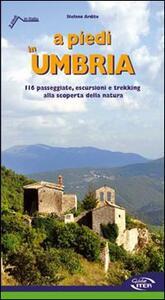 A piedi in Umbria. 116 passeggiate, escursioni e trekking alla scoperta della natura