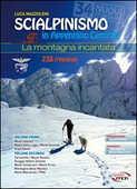 Libro Scialpinismo in Appennino Centrale. La montagna incantata Luca Mazzoleni