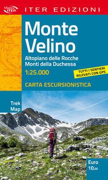Monte Velino. Altopiano delle Rocche. Monti della Duchessa. Carta escursionistica 1:25.000.pdf