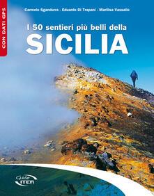 Winniearcher.com I 50 sentieri più belli della Sicilia Image