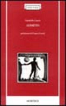 Admeto. Poesie dell'amore perfetto - Gandolfo Cascio - copertina