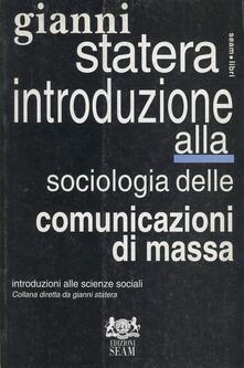 Librisulladiversita.it Introduzione alla sociologia delle comunicazioni di massa Image