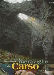 Foto Cover di Le meraviglie del Carso. Immagini, storia e cultura di uno dei più affascinanti paesaggi d'Europa, Libro di Enrico Halupca, edito da Lint Editoriale