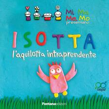 Antondemarirreguera.es Isotta. L'aquilotta intraprendente Image