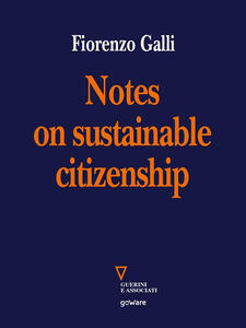 Notes on sustainable citizenship