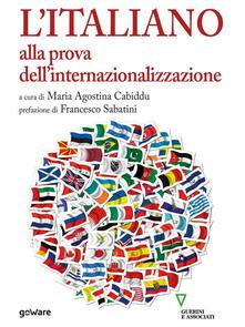 L' italiano alla prova dell'internazionalità - Maria Agostina Cabiddu - ebook