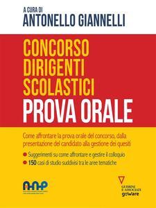 Concorso dirigenti scolastici. Prova orale - Antonello Giannelli - ebook