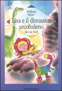 Lisa e il dinosauro Arcobaleno