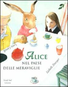 Alice nel paese delle meraviglie - Lewis Carroll,Lisbeth Zwerger - copertina