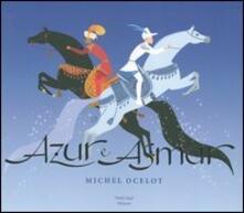 Azur e Asmar - Michel Ocelot - copertina