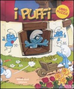 Scherzi da Puffi. I puffi. Libro puzzle