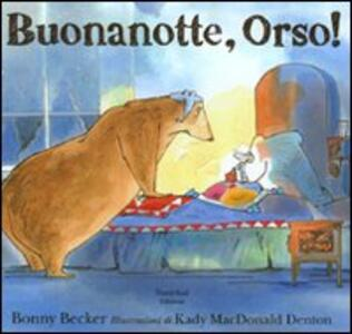 Buona notte, Orso!