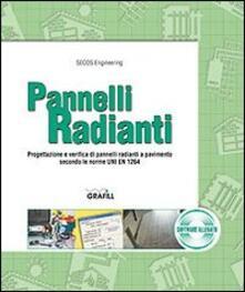 Grandtoureventi.it Pannelli radianti. Progettazione e verifica di pannelli radianti a pavimento secondo le norme UNI EN 1264 Image