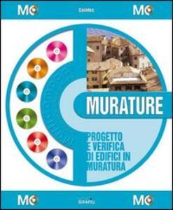 Murature. Progetto e calcolo di edifici in muratura. Con Contenuto digitale per download e accesso on line