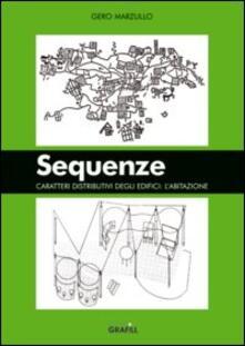 Sequenze - Gero Marzullo - copertina