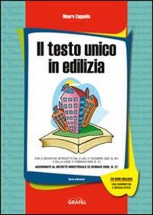 Il testo unico in edilizia. Con Contenuto digitale per download e accesso on line.pdf