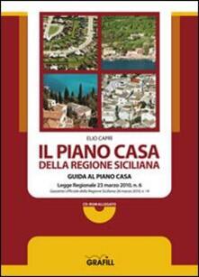 Amatigota.it Il piano casa della regione siciliana. Con Contenuto digitale per download e accesso on line Image