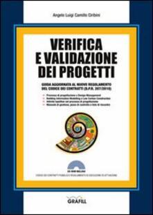 Listadelpopolo.it Verifica e validazione dei progetti. Con Contenuto digitale per download e accesso on line Image