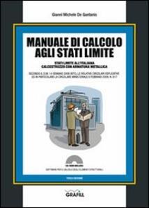 Manuale di calcolo agli stati limite. Con Contenuto digitale per download e accesso on line