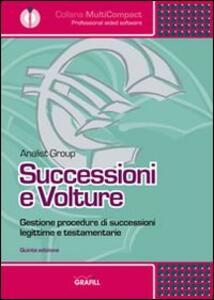 Successioni e volture. Con Contenuto digitale per download e accesso on line