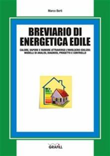Breviario di energetica edile - Marco Berti - copertina