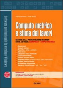 Computo Metrico E Stima Dei Lavori Con Contenuto Digitale