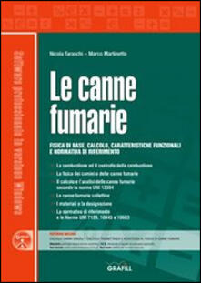 Le canne fumarie. Con Contenuto digitale per download e accesso on line - Nicola Taraschi,Marco Martinetto - copertina