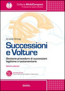 Successioni e volture scaricabile on line. Con software