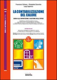 Osteriacasadimare.it La contabilizzazione del calore. Con Contenuto digitale per download e accesso on line Image