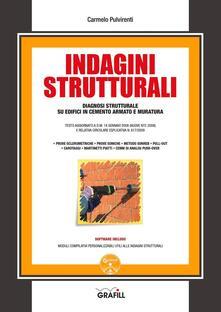 Milanospringparade.it Indagini strutturali. Con Contenuto digitale per download e accesso on line Image