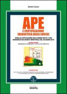 3tsportingclub.it APE e certificazione energetica degli edifici. Con Contenuto digitale per download e accesso on line Image