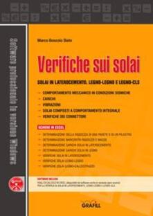 Verifiche sui solai. Con software - Marco Boscolo Bielo - copertina