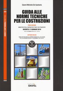 Squillogame.it Guida alle norme tecniche per le costruzioni. Con software Image