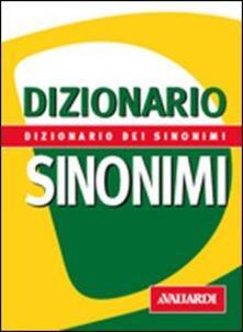 Radiospeed.it Dizionario sinonimi Image