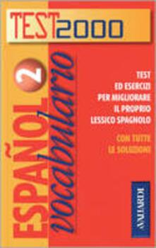 Ipabsantonioabatetrino.it Espanol. Vocabulario. Vol. 2 Image