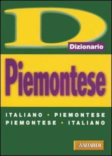 Antondemarirreguera.es Piemontese. Italiano-piemontese, piemontese-italiano Image