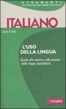 Ilmeglio-delweb.it Italiano. L'uso della lingua Image