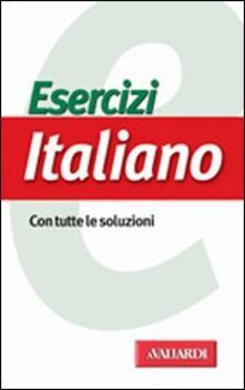 Voluntariadobaleares2014.es Esercizi di italiano Image