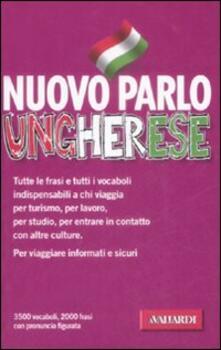 Librisulladiversita.it Nuovo parlo ungherese Image