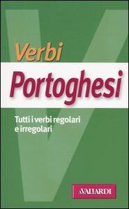 Verbi portoghesi. Tutti i verbi regolari e irregolari