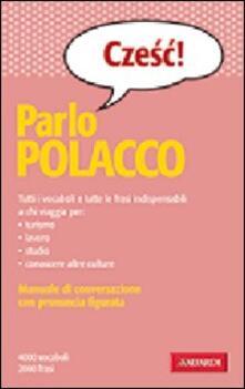 Parlo polacco - Andrzej Zielinski - Libro - Vallardi A