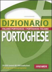 Warholgenova.it Dizionario portoghese. Italiano-portoghese, portoghese-italiano Image