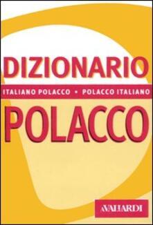 Equilibrifestival.it Dizionario polacco. Italiano-polacco, polacco-italiano Image