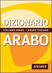 Arabo. Italiano-arabo, arabo-italiano