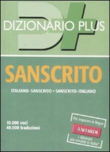 Tegliowinterrun.it Dizionario sanscrito. Sanscrito-italiano, italiano-sanscrito Image